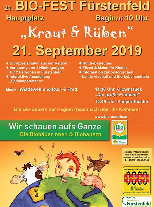 21.BIO-FEST Fürstenfeld